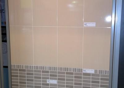 Pannelli copri piastrelle bagno